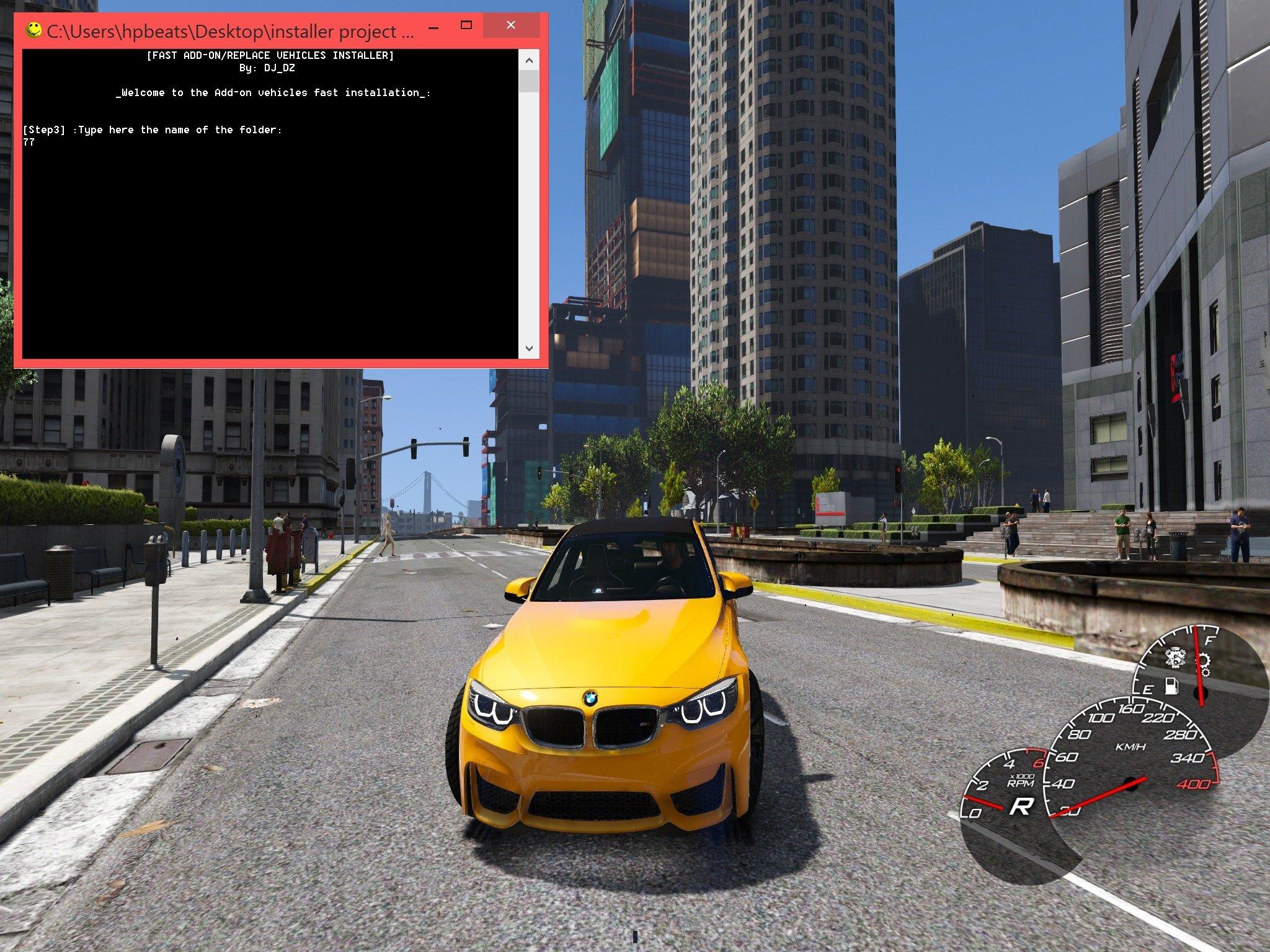 Vehicle Installer