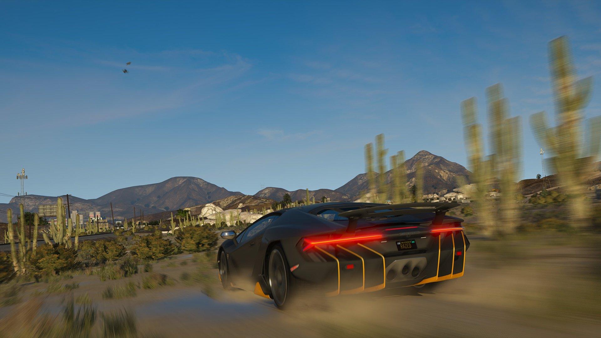 NaturalVision Remastered графический мод для GTA 5 на ПК