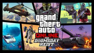 Скачать патч «Ограбление: Судный день» для GTA 5 Online