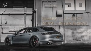 Porsche Panamera Turbo Sport Turismo 2017 [Add-On / Replace]