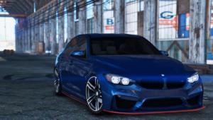 BMW M3 F80 2015 [Add-On / Replace]