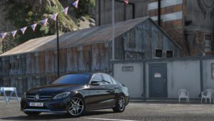 2014 Mercedes-Benz C250 AMG-Line [Replace]