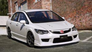 2008 Honda Civic Type-R (FD2) [RHD | Mugen | J'S Racing]