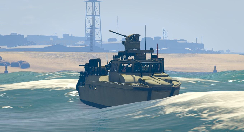 CB90-class fast assault craft [Add-on]