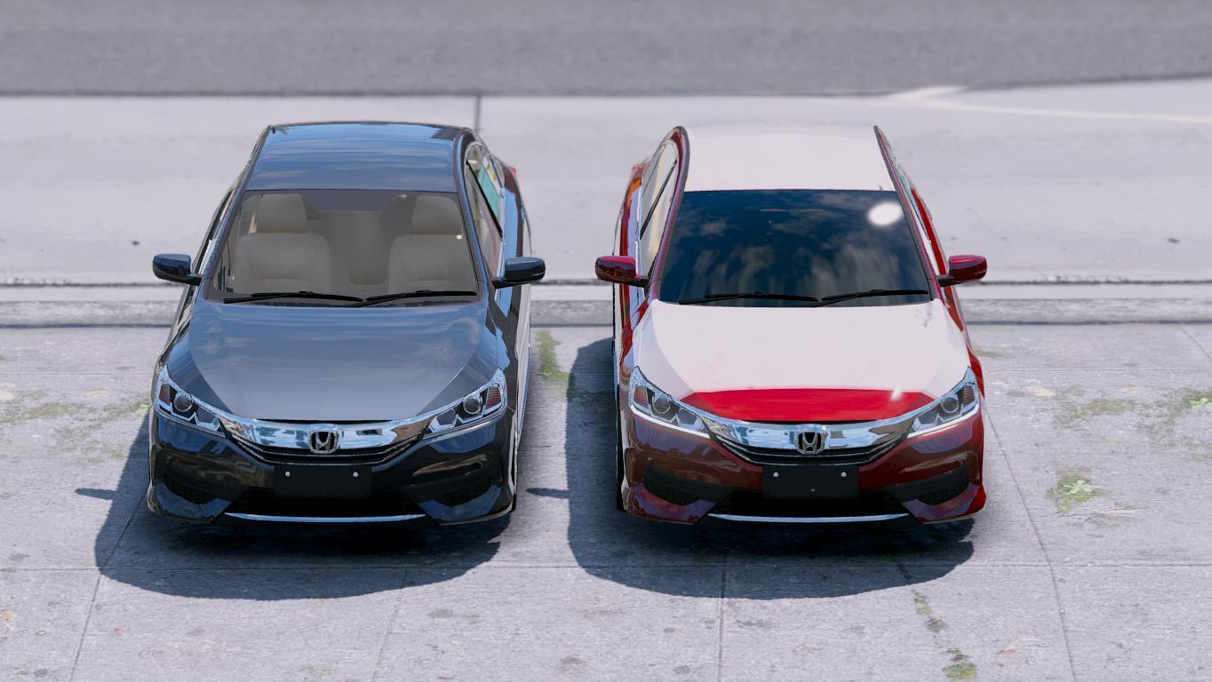 2017 Honda Accord Standard [Replace-Editing]