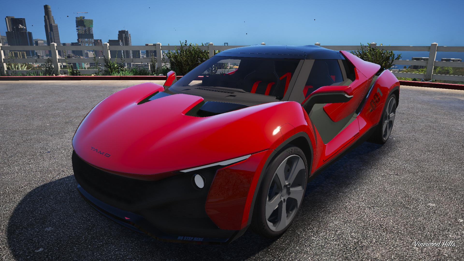 Tamo Racemo [Add-On / OIV | RHD | Unlocked]