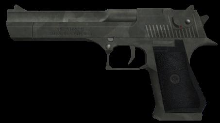 Pistol .50 Faster RoF