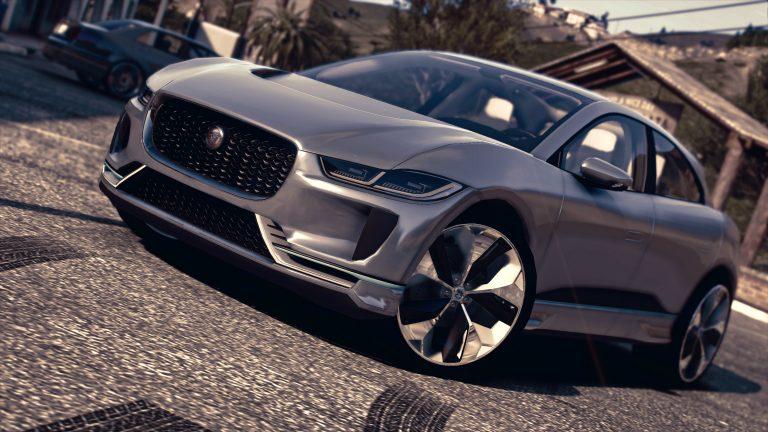 Jaguar I-Pace 2016 Add-On