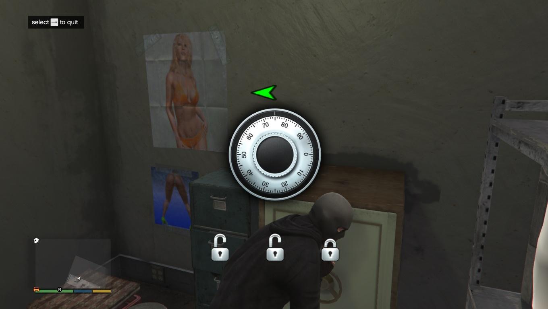 Safecracker Lösung