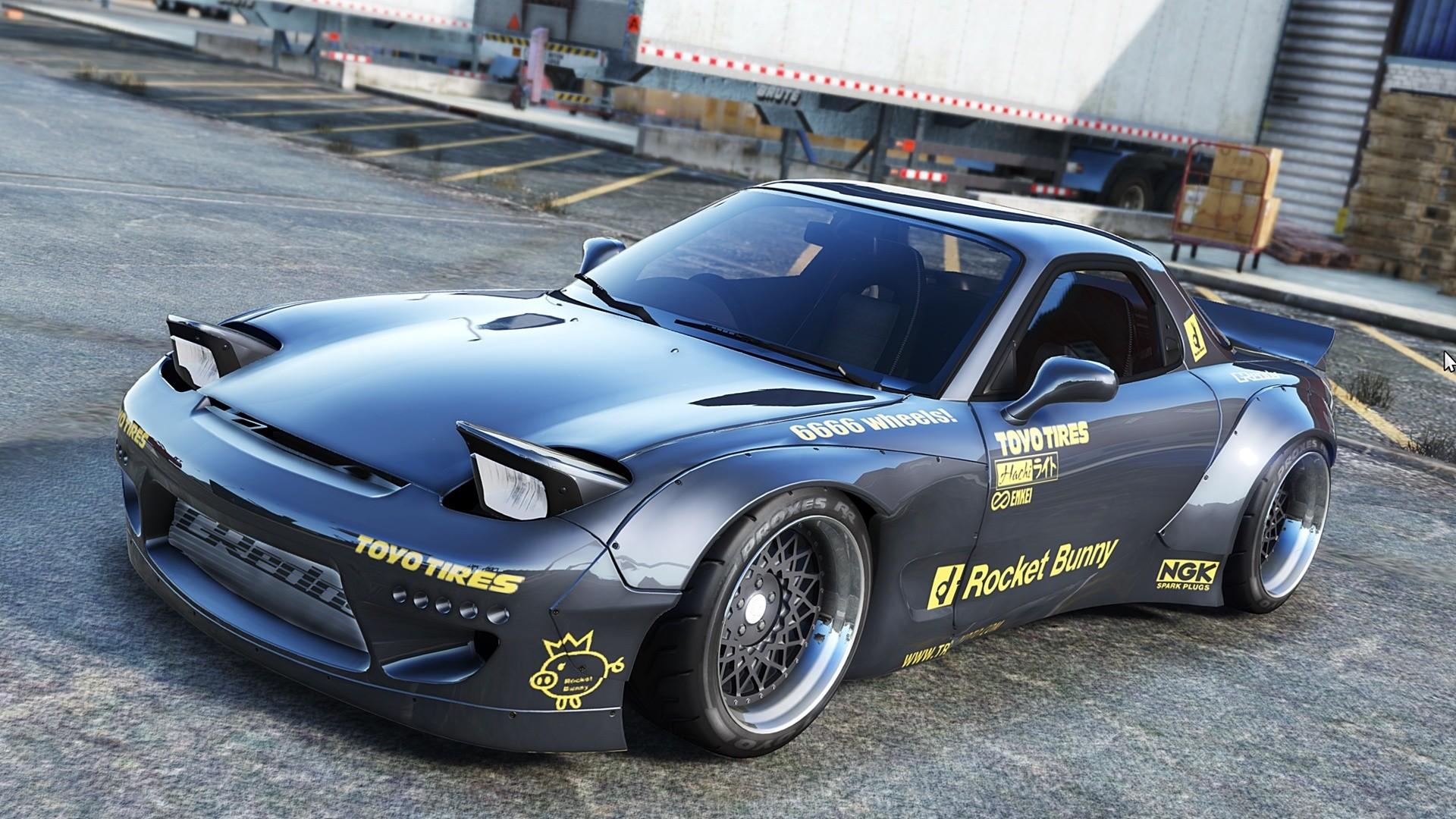 Mazda rx7 1992
