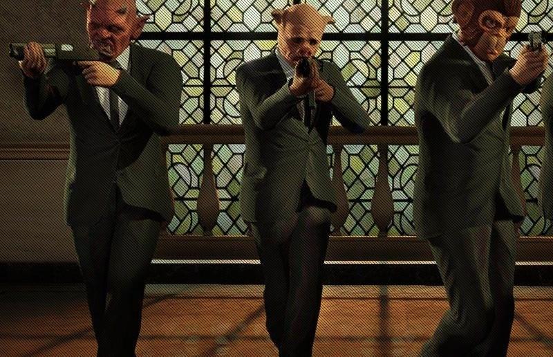 Анонс дополнений GTA 5 на PC