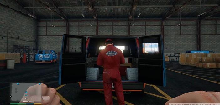 Оборудование Bugstar - миссия GTA 5