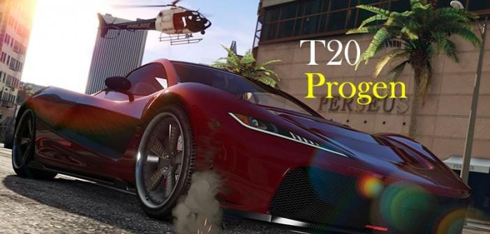 Обзор нового суперкара GTA Online