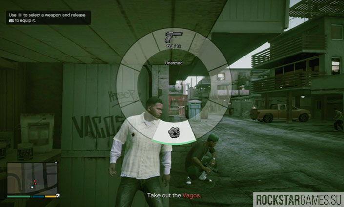 Реквизиция - миссия gta 5