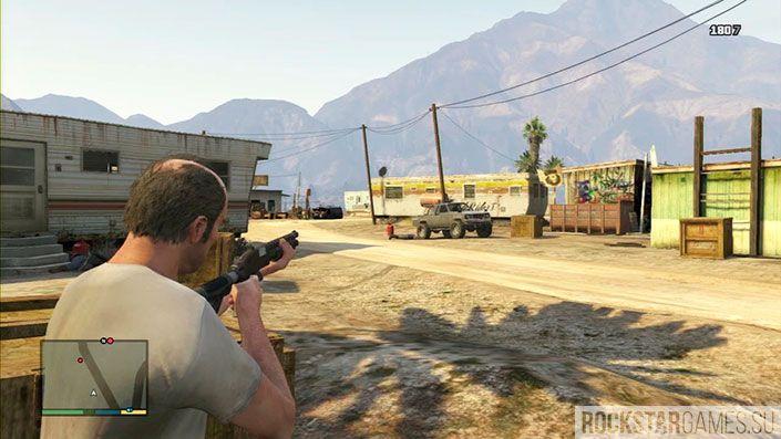 Мистер Филипс - миссия GTA 5