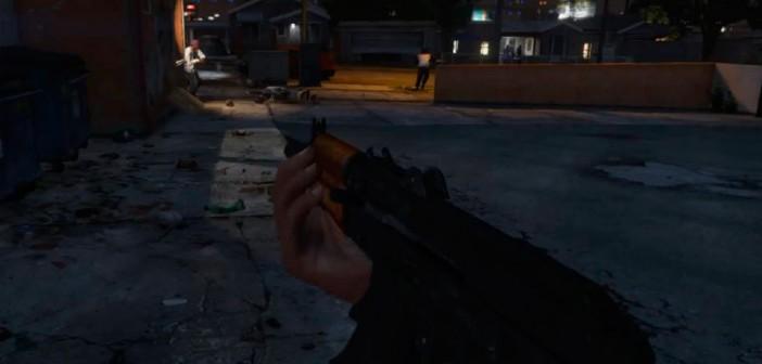 AK-74у — мод АК 74 укороченного