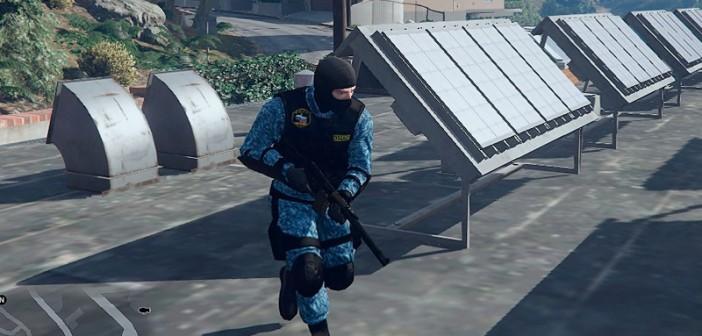 Мод OMOH Russia GTA 5
