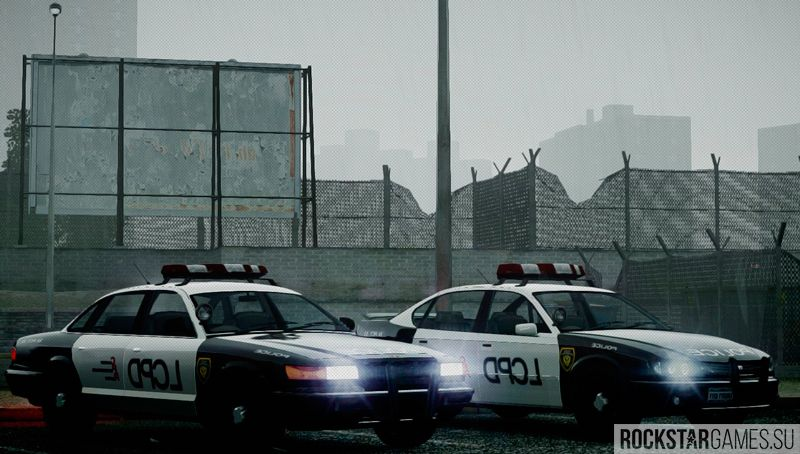 Felonies Mod — мод суровой полиции для ГТА 5