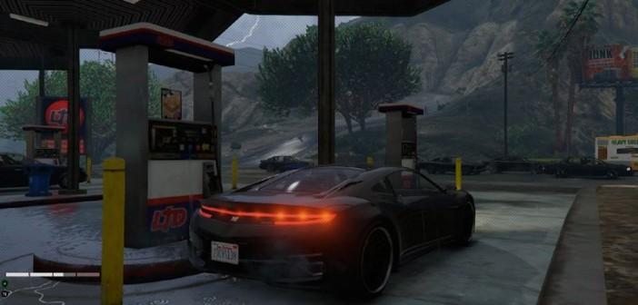 мод бензина advanced fuel