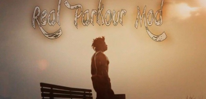 Real Parkour лучший мод паркура ГТА 5