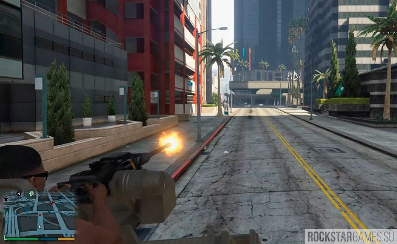 The Red House — модификация для GTA 5