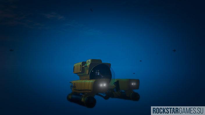 Подводная лодка Kraken