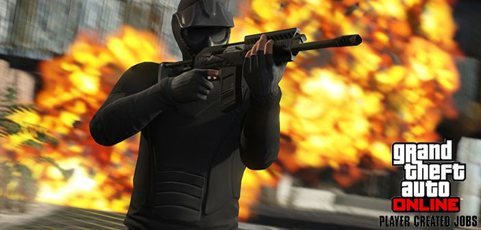 Пользовательские миссии в GTA Online