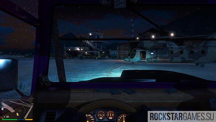 Ограбление Мерриуэзер - миссия GTA 5