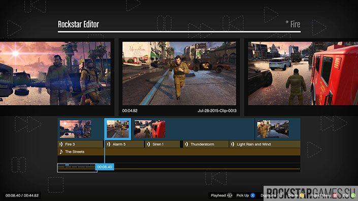 Видеоредактор GTA 5 обновится в сентябре