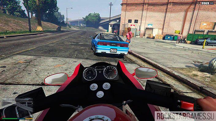 Убийство - Панель - миссия в GTA 5