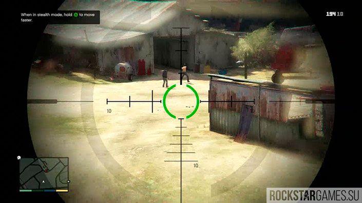 Ледяной лабиринт - миссия GTA 5