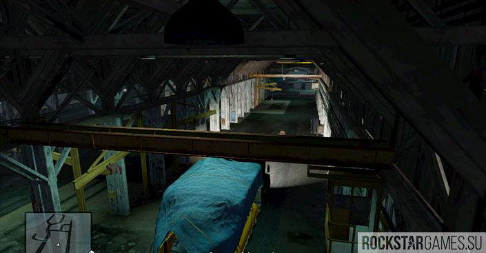 Мини-подлодка - миссия GTA 5