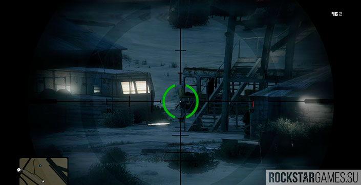 Нервный Рон - миссия GTA 5