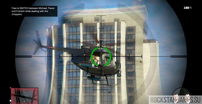 Трое — это компания - миссия GTA 5