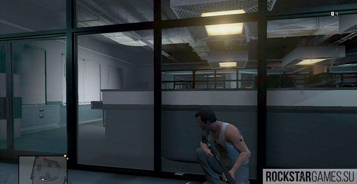 Смертник - миссия GTA 5