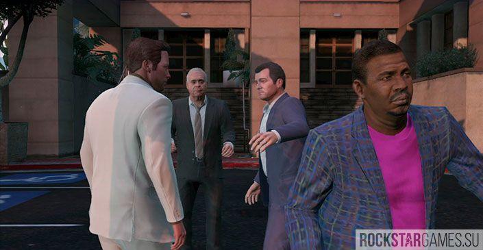 Мистер Ричардс - миссия GTA 5