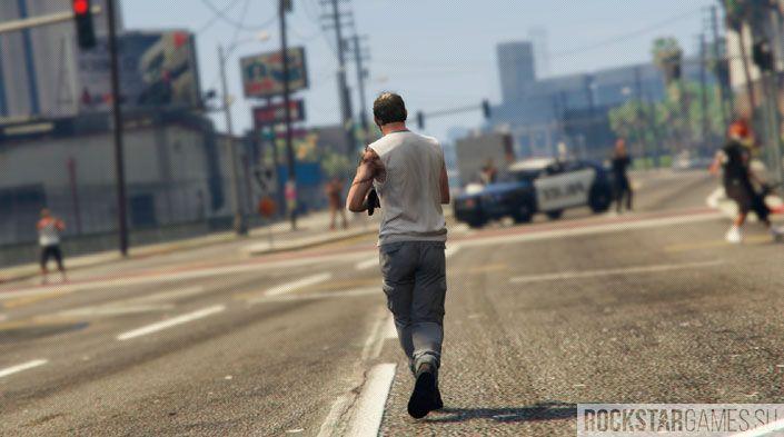 Riot Mode для GTA 5