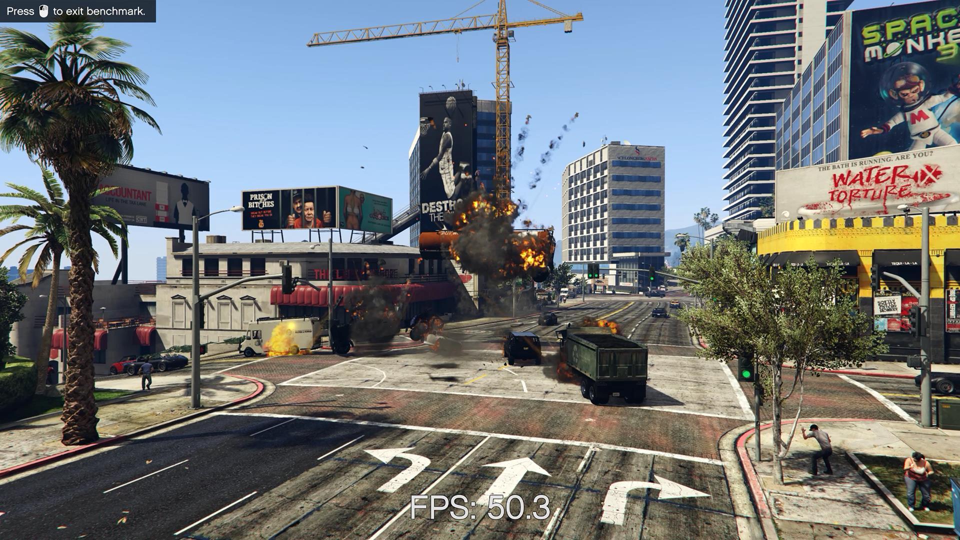Качество частиц GTA 5