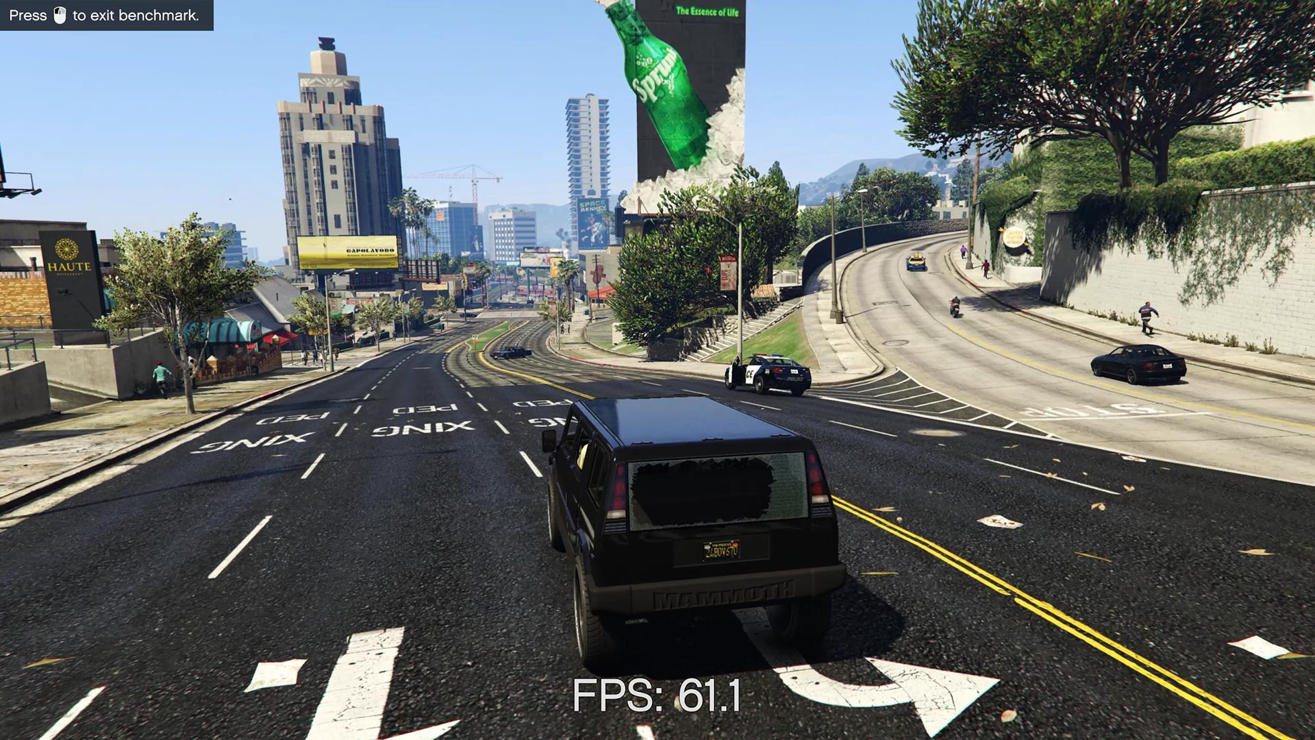 Населенность города GTA 5