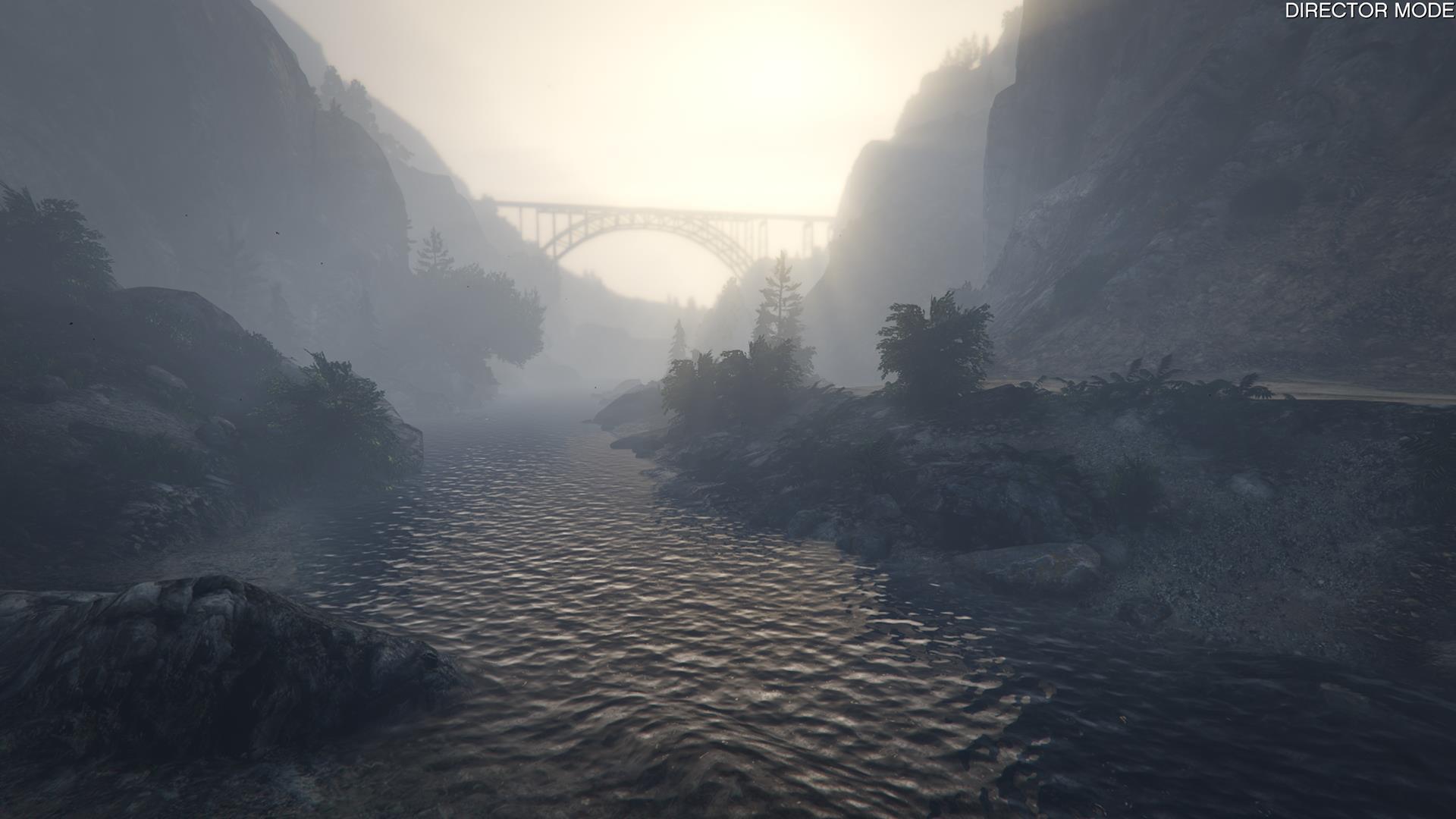 Настройки спецэффектов GTA 5