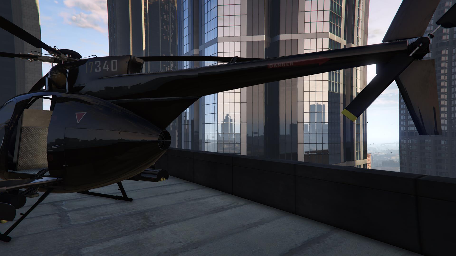 Качество отражений GTA 5
