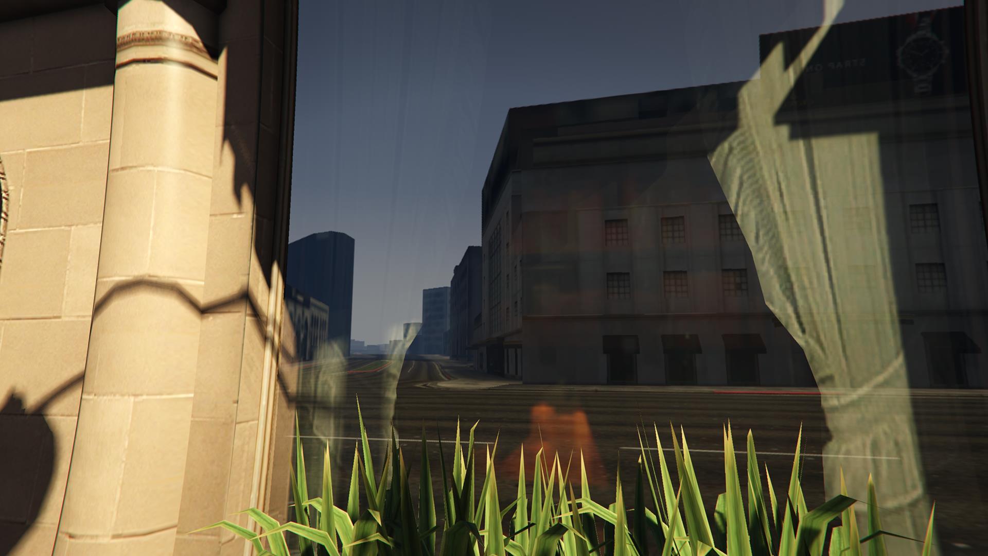 MSAA для отражений GTA 5