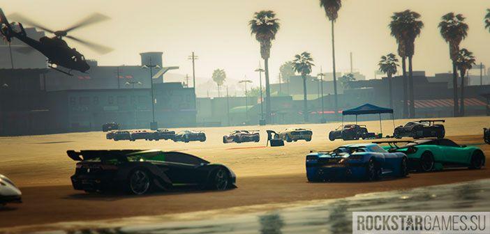 Сходки в GTA Online