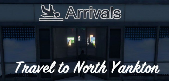 North Yankton GTA 5 мод