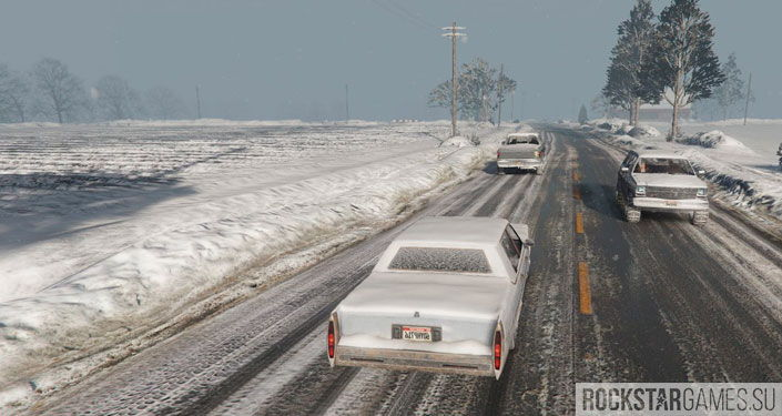 North Yankton мод для ГТА 5