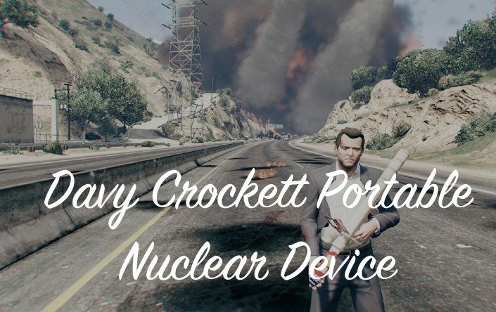 Скачать Portable Nuclear Device