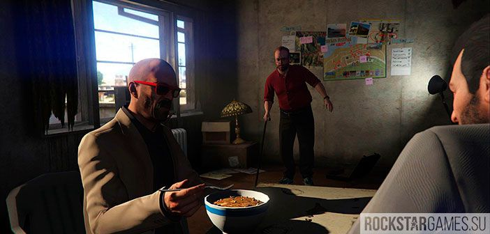 План дела в Палето - миссия GTA 5