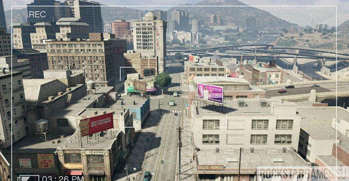Разведка большого дела - миссия GTA 5