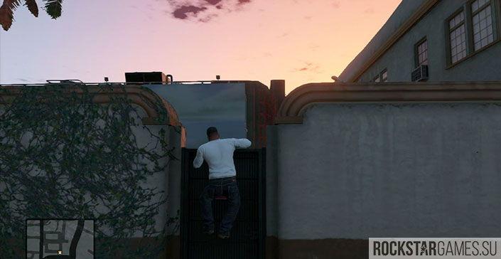 Глубокое внедрение - миссия GTA 5