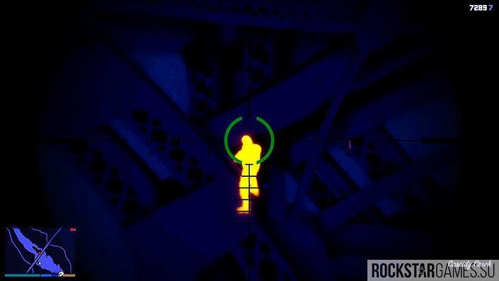 Под откос - миссия GTA 5